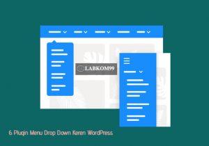 6 Plugin Menu Drop Down Keren WordPress Kece Abis