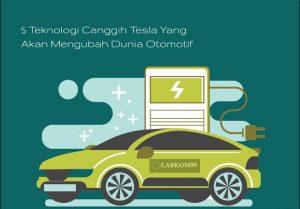 Teknologi Canggih Tesla Yang Akan Mengubah Dunia Otomotif