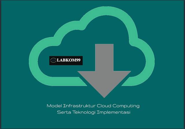 Model Infrastruktur Cloud Computing Serta Teknologi Implementasi