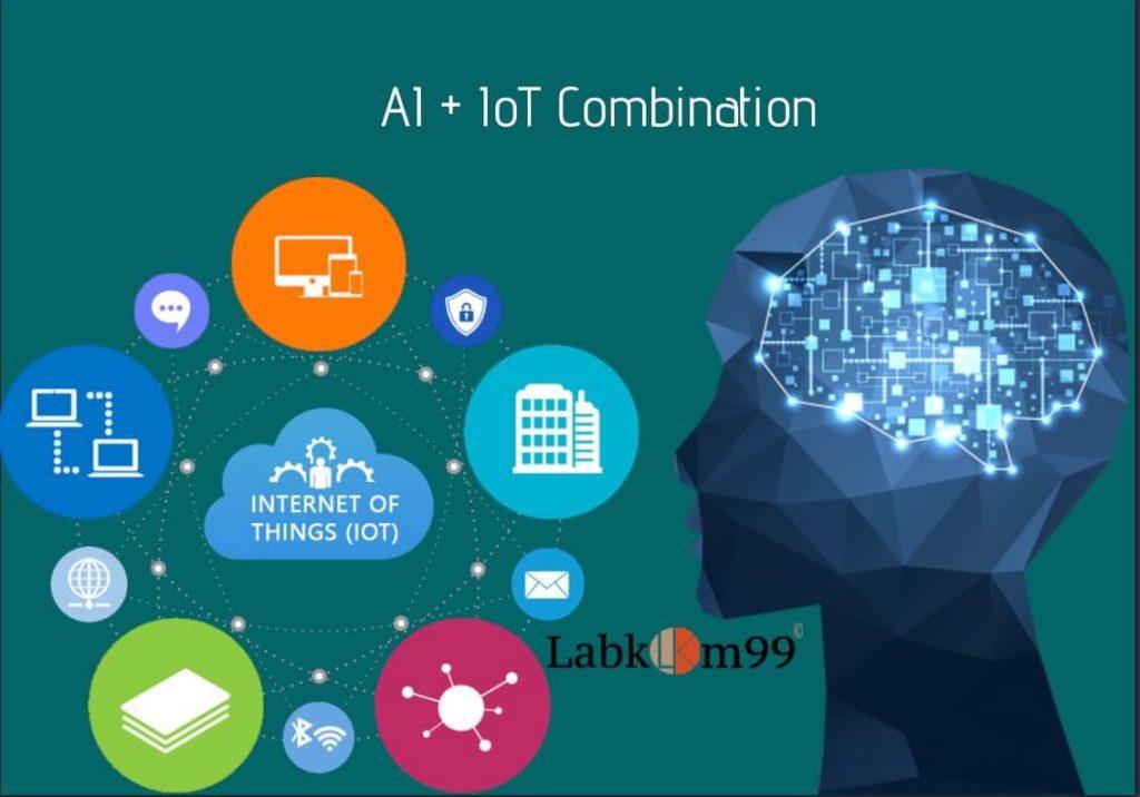 Internet Seluler Kecerdasan Buatan Dan IoT Telah Mengubah Dunia Fisik Ke Digital