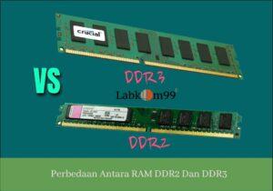Perbedaan Antara RAM DDR2 Dan DDR3