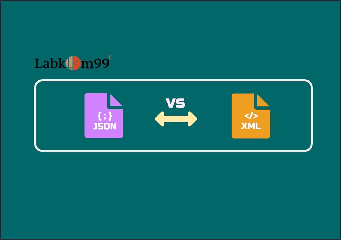 5 Perbedaan Antara Kode JSON Dan XML