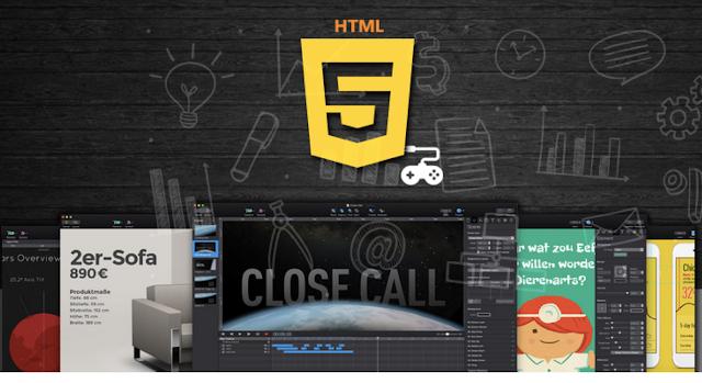 12 Tools  Membuat Efek Animasi Andalan Dengan HTML 5