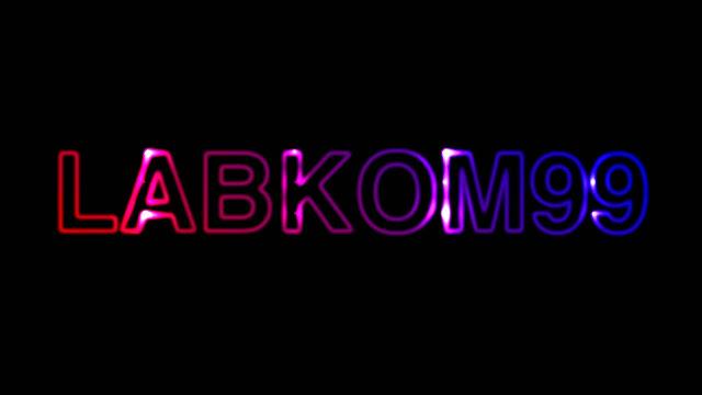 Membuat Efek Animasi Lampu Neon Pada Teks Dengan HTML Dan CSS3