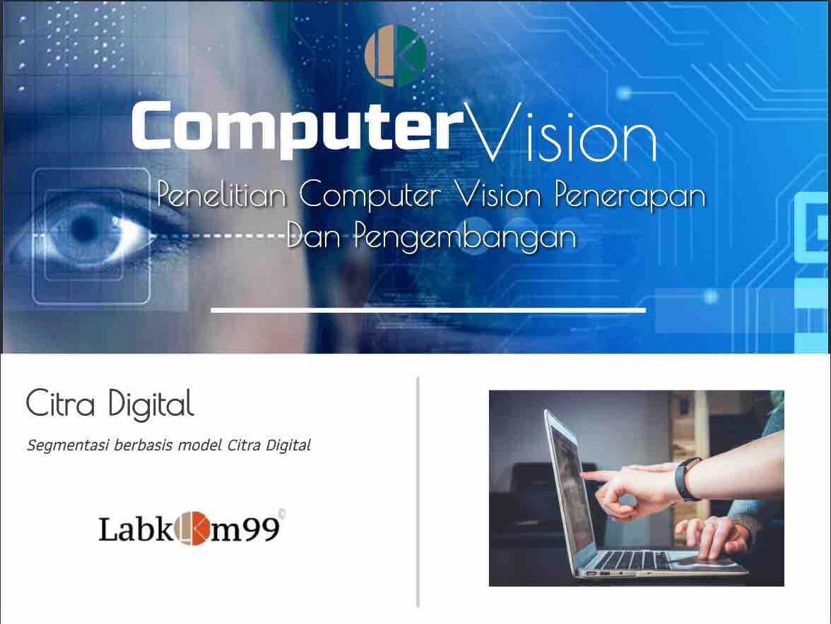 Belajar Computer Vision