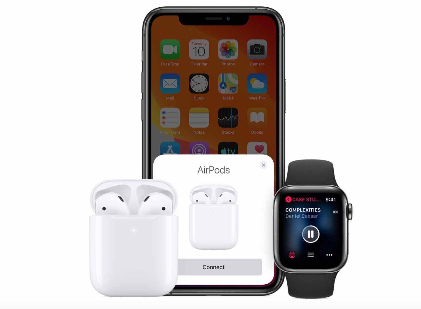 Mengatasi AirPods Tidak Terhubung Ke iPhone iPad Atau MacBook