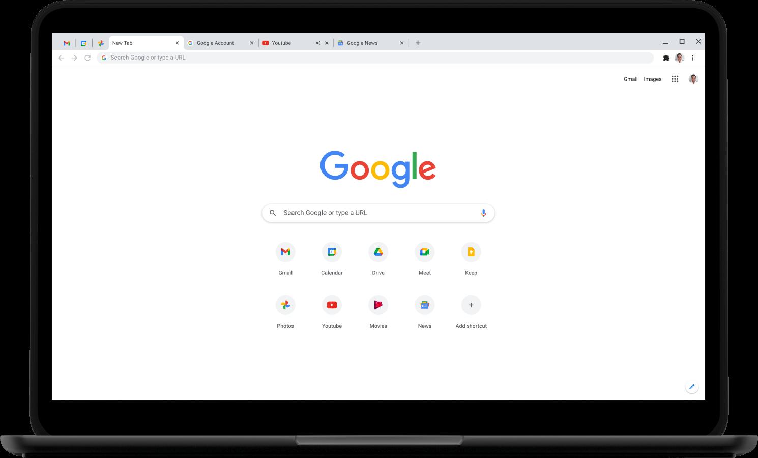 Tombol Pintasan Chrome