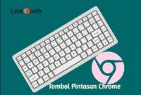 Tombol Pintasan Chrome Untuk Mengatur Browser