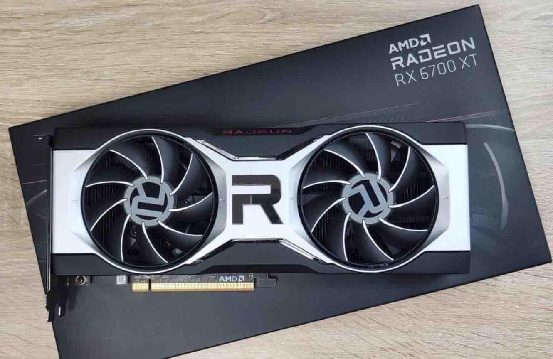 Radeon RX 6700XT