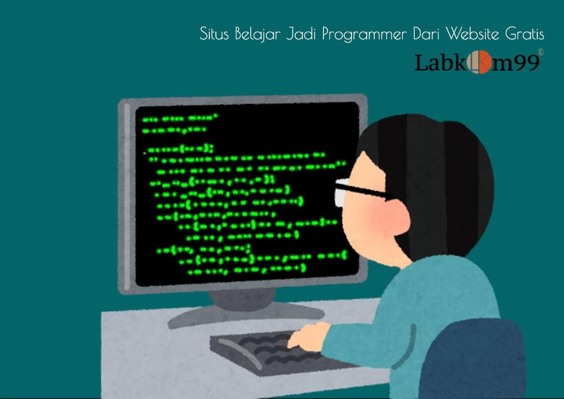 Situs Belajar Jadi Programmer Dari Website Gratis