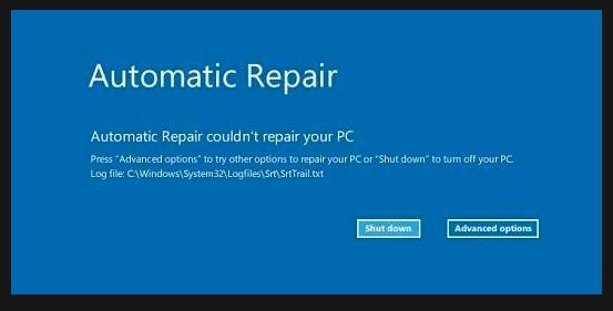 Windows 10 Gagal Booting Hanya Muncul Logo Berputar