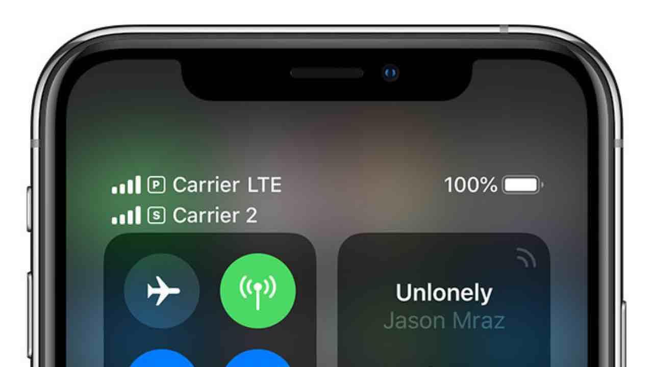 Mengatur Dual Sim iPhone