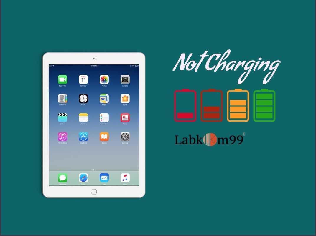 iPad Tidak Bisa Charge