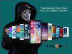 Tips Keamanan Smartphone Yang Harus Segera Dilakukan